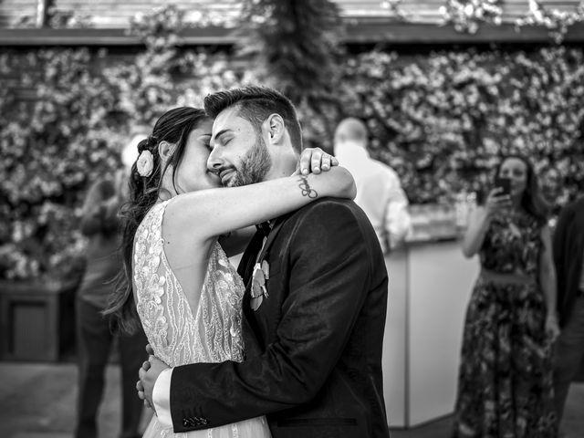 Il matrimonio di Matteo e Giulia a Bariano, Bergamo 43