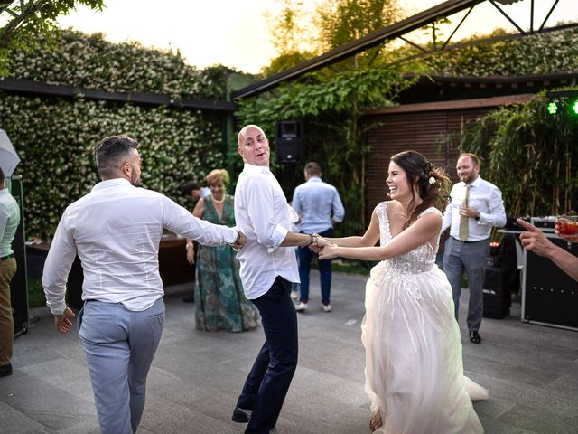 Il matrimonio di Matteo e Giulia a Bariano, Bergamo 46