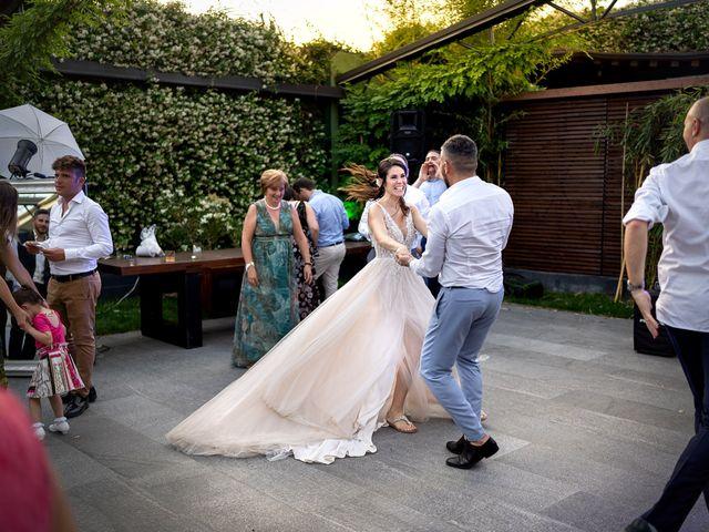 Il matrimonio di Matteo e Giulia a Bariano, Bergamo 47