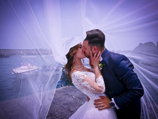 Le nozze di Carmela e Edoardo