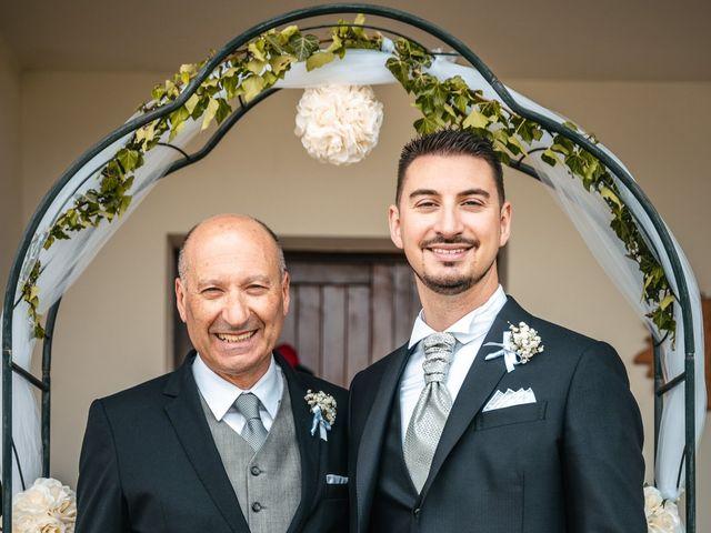 Il matrimonio di Fabio e Nicole a Treviso, Treviso 11