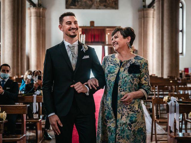 Il matrimonio di Fabio e Nicole a Treviso, Treviso 15