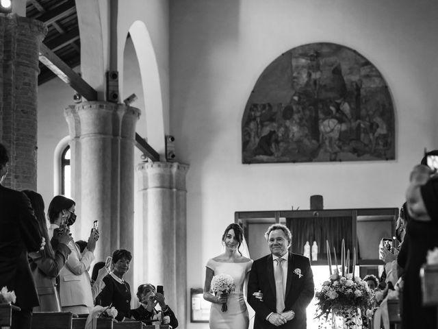 Il matrimonio di Fabio e Nicole a Treviso, Treviso 16