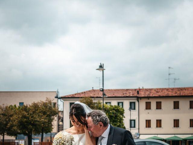 Il matrimonio di Fabio e Nicole a Treviso, Treviso 17
