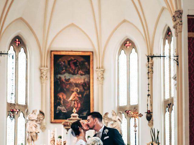 Il matrimonio di Fabio e Nicole a Treviso, Treviso 21