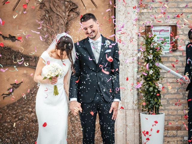Il matrimonio di Fabio e Nicole a Treviso, Treviso 22
