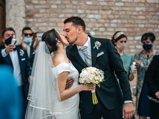 Il matrimonio di Fabio e Nicole a Treviso, Treviso 23