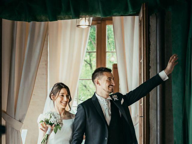Il matrimonio di Fabio e Nicole a Treviso, Treviso 29