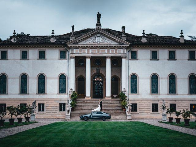 Il matrimonio di Fabio e Nicole a Treviso, Treviso 34