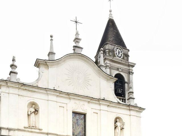 Il matrimonio di Veronica e Francesco a Calcinato, Brescia 16