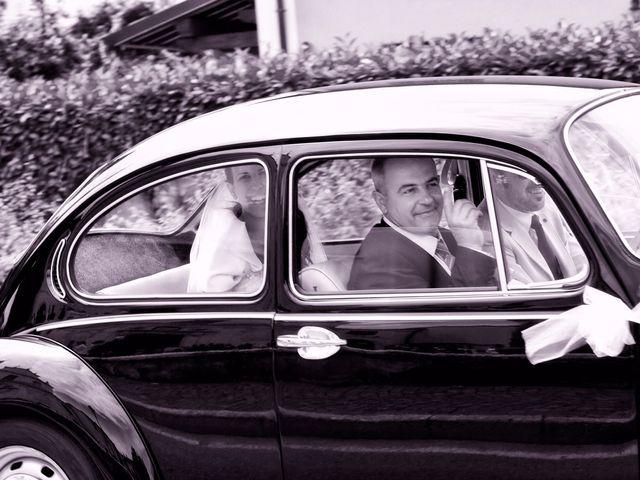 Il matrimonio di Veronica e Francesco a Calcinato, Brescia 17