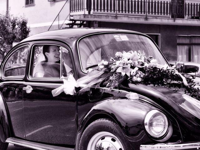 Il matrimonio di Veronica e Francesco a Calcinato, Brescia 18