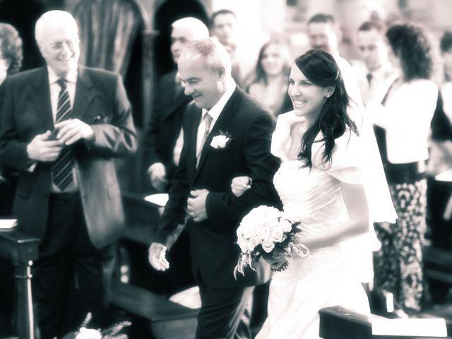 Il matrimonio di Veronica e Francesco a Calcinato, Brescia 21