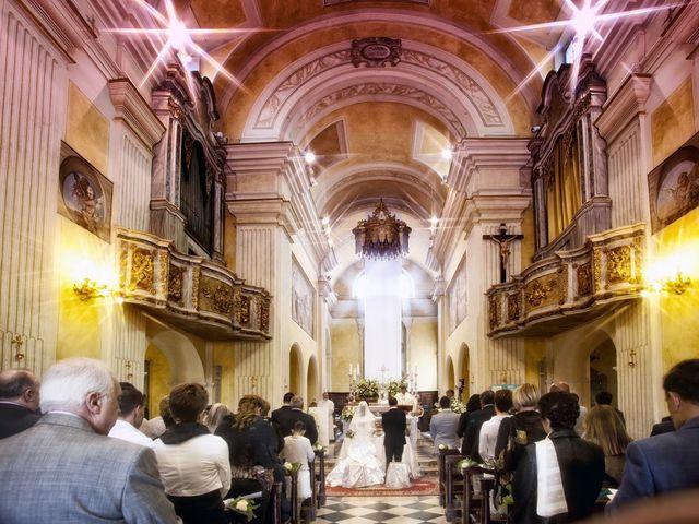 Il matrimonio di Veronica e Francesco a Calcinato, Brescia 22