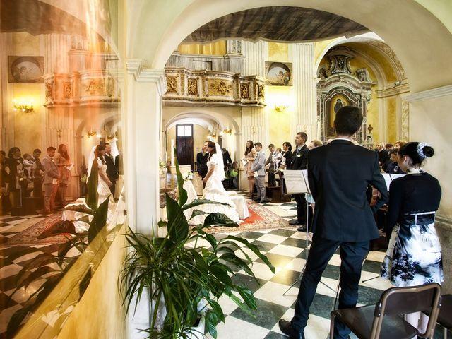 Il matrimonio di Veronica e Francesco a Calcinato, Brescia 24