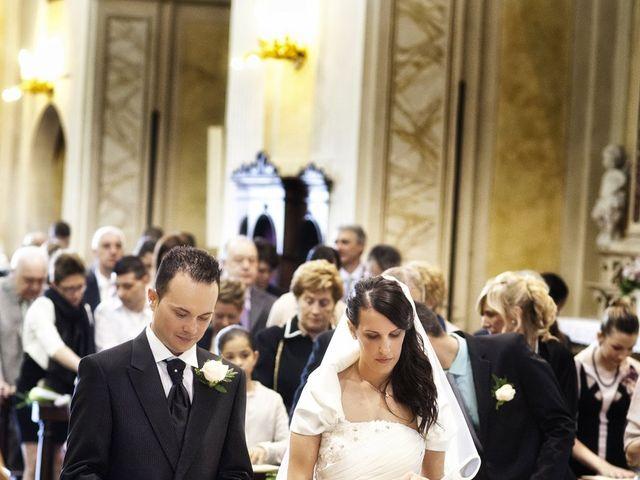 Il matrimonio di Veronica e Francesco a Calcinato, Brescia 25