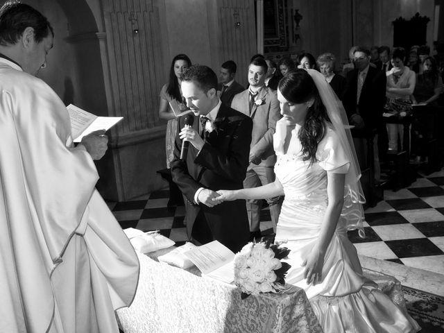 Il matrimonio di Veronica e Francesco a Calcinato, Brescia 26