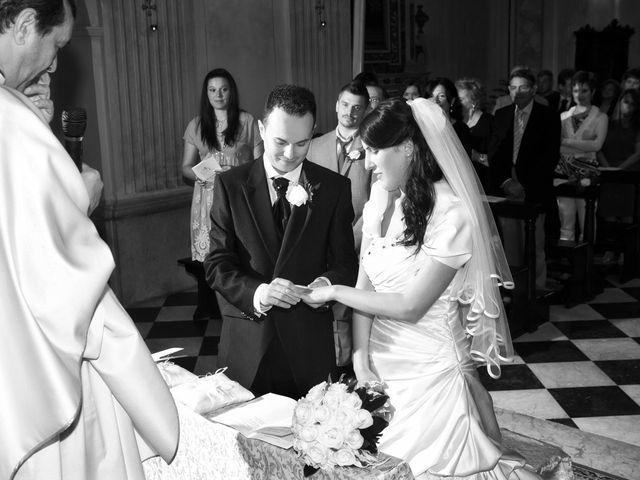 Il matrimonio di Veronica e Francesco a Calcinato, Brescia 28