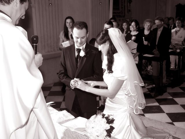 Il matrimonio di Veronica e Francesco a Calcinato, Brescia 29