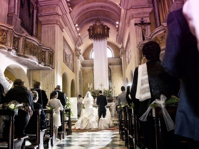 Il matrimonio di Veronica e Francesco a Calcinato, Brescia 31
