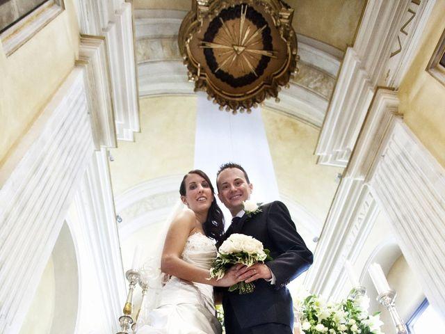 Il matrimonio di Veronica e Francesco a Calcinato, Brescia 32
