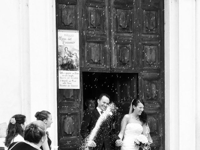 Il matrimonio di Veronica e Francesco a Calcinato, Brescia 33