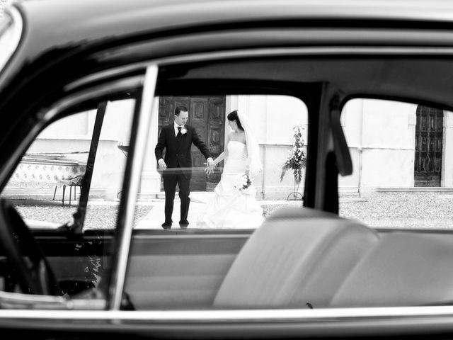Il matrimonio di Veronica e Francesco a Calcinato, Brescia 35