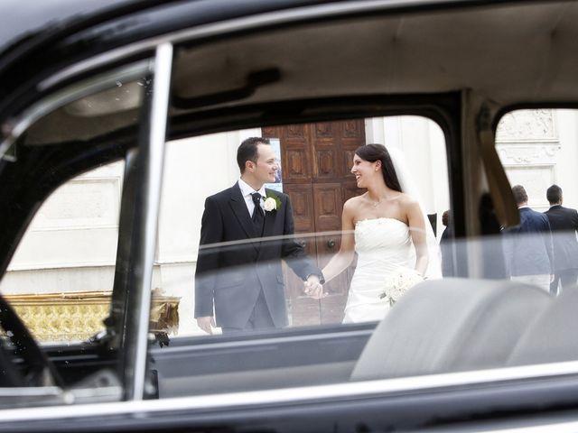 Il matrimonio di Veronica e Francesco a Calcinato, Brescia 36