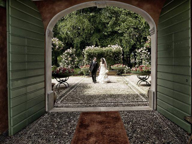 Il matrimonio di Veronica e Francesco a Calcinato, Brescia 38