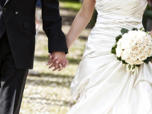 Il matrimonio di Veronica e Francesco a Calcinato, Brescia 39