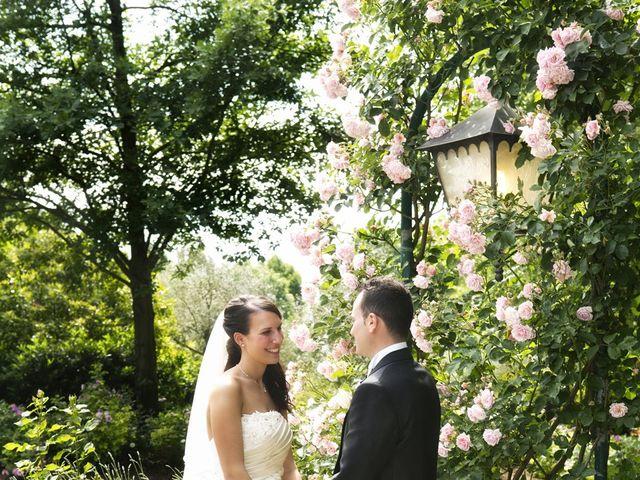 Il matrimonio di Veronica e Francesco a Calcinato, Brescia 42