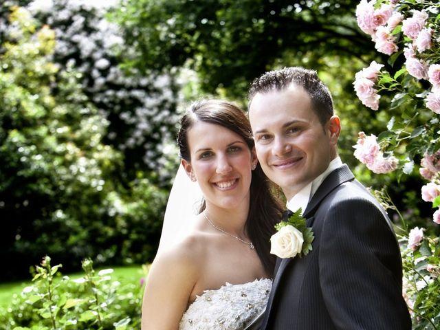Il matrimonio di Veronica e Francesco a Calcinato, Brescia 43