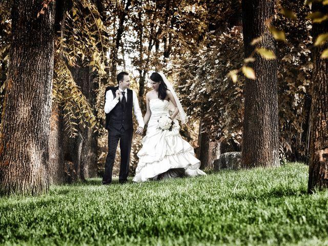 Il matrimonio di Veronica e Francesco a Calcinato, Brescia 44