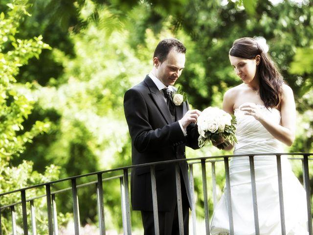 Il matrimonio di Veronica e Francesco a Calcinato, Brescia 45