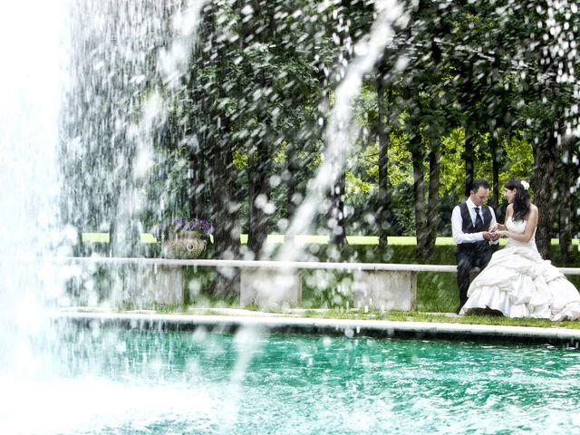 Il matrimonio di Veronica e Francesco a Calcinato, Brescia 52