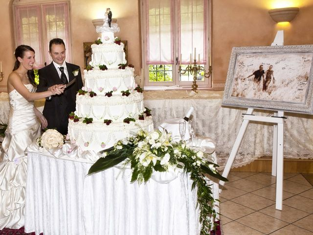 Il matrimonio di Veronica e Francesco a Calcinato, Brescia 57