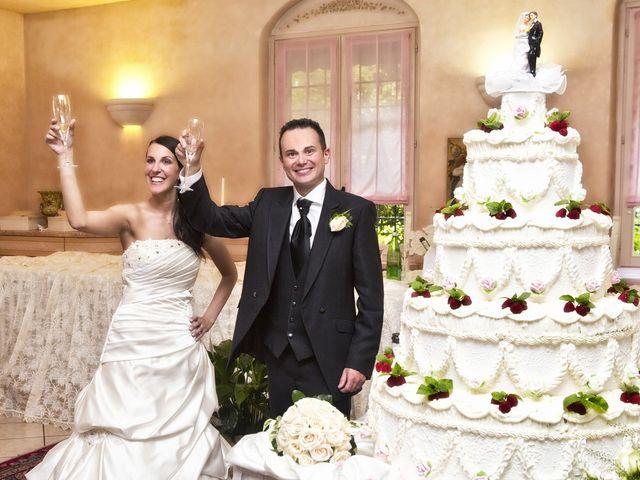Il matrimonio di Veronica e Francesco a Calcinato, Brescia 59