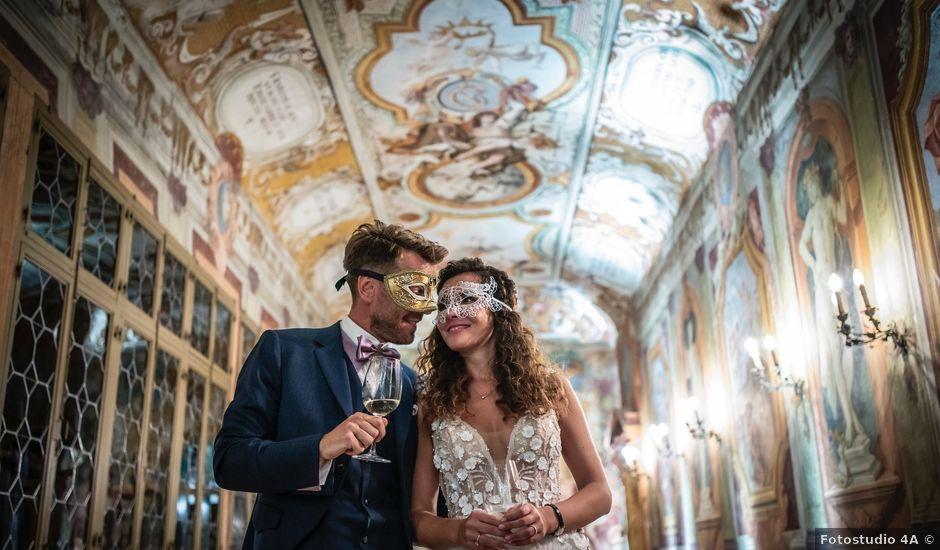Il matrimonio di Gregorio e Giulia a Cinto Euganeo, Padova
