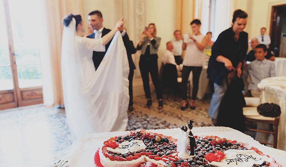 Il matrimonio di Linda e Rosario a Prato, Prato