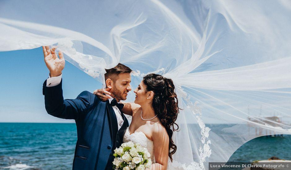 Il matrimonio di Enrico e Laura a Miglianico, Chieti