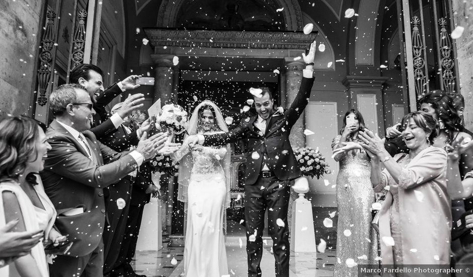 Il matrimonio di Pietro e Filomena a Sorrento, Napoli