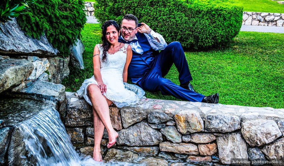 Il matrimonio di Marino e Donatella a Nembro, Bergamo
