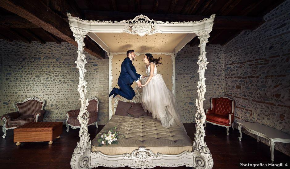 Il matrimonio di Matteo e Giulia a Bariano, Bergamo