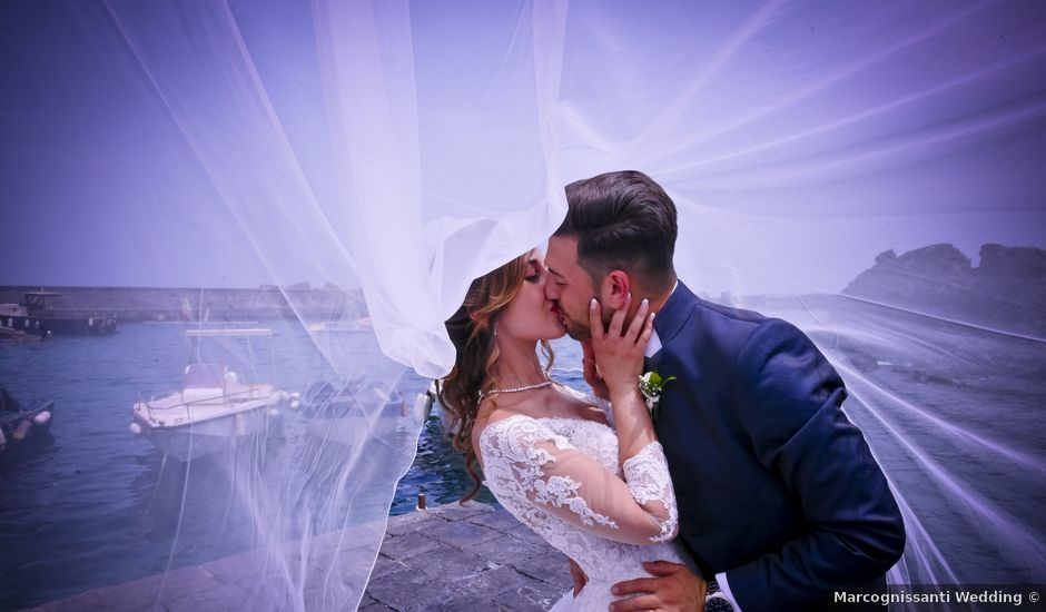 Il matrimonio di Edoardo e Carmela a Catania, Catania