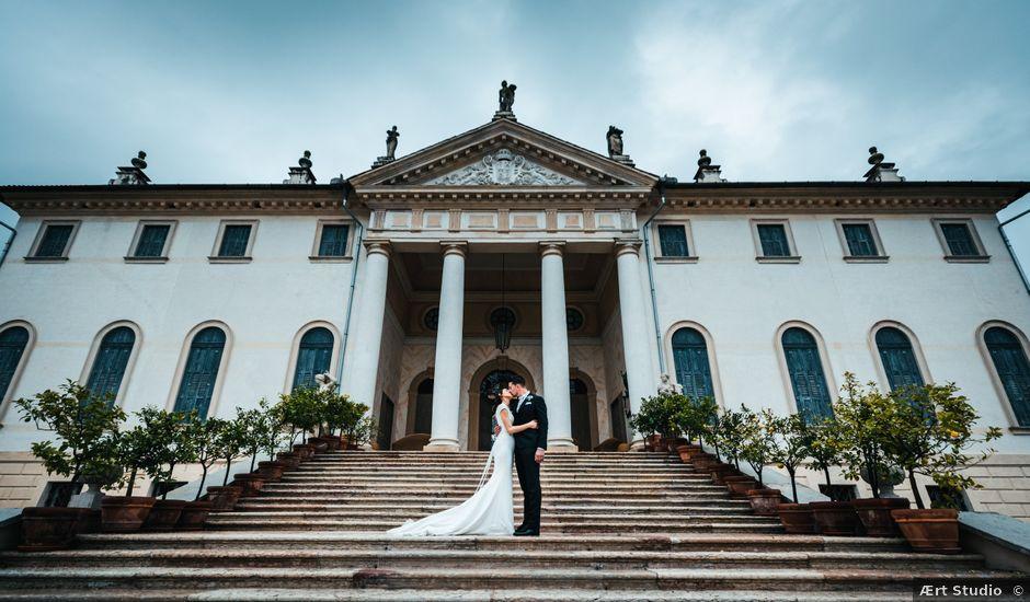 Il matrimonio di Fabio e Nicole a Treviso, Treviso
