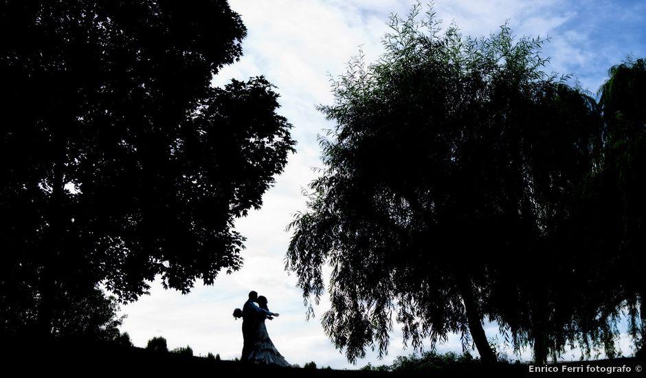 Il matrimonio di Veronica e Francesco a Calcinato, Brescia