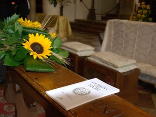 Le nozze di sara e federico 1
