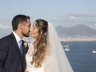 Le nozze di Maria e Riccardo