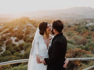 Le nozze di Claudia e Domenico 1