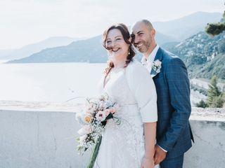 Le nozze di Francine e Fabio